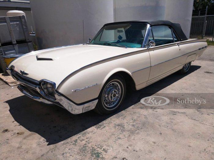 1962 Ford Thunderbird 'M-Code' Convertible  –
