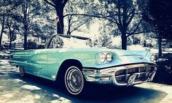 1960 Ford Thunderbird Convertible