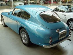 Aston Martin DB2/4 Mark 1 (circa 1955)