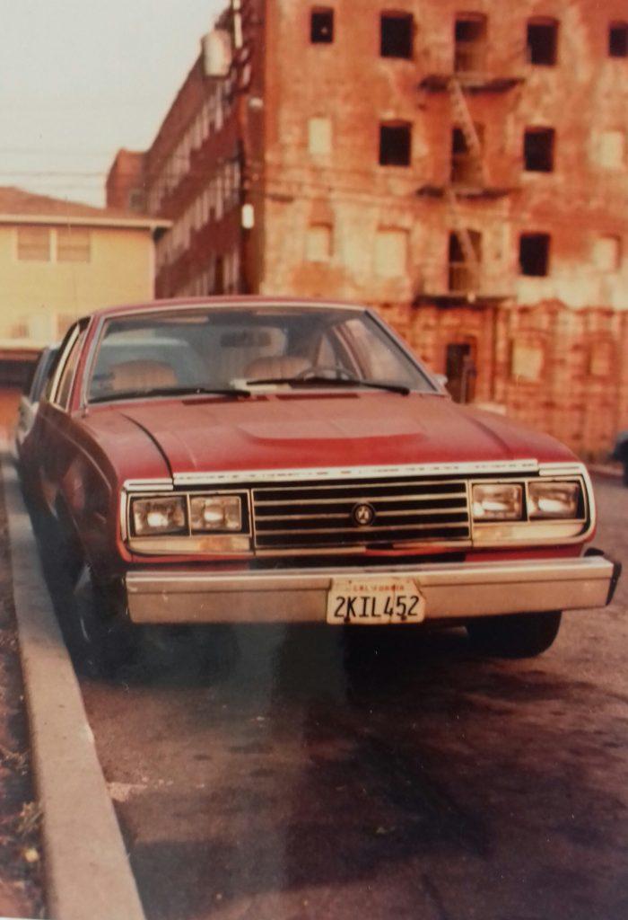 1981 AMC Spirit 248 6 Cylinder