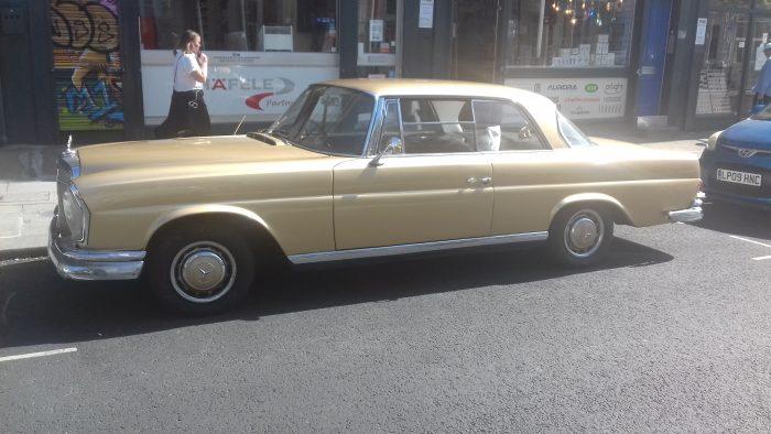 1960 Mercedes 220CE