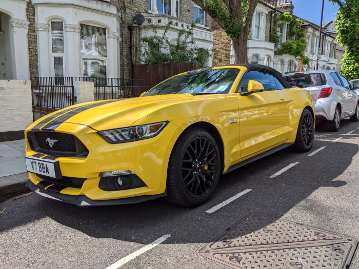 2016 Ford Mustang GT Auto