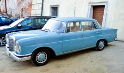 1960 Mercedes 220s W111