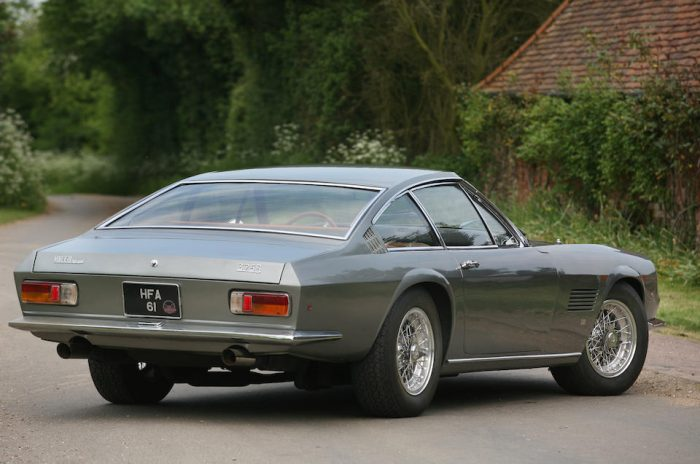 1970 Monteverdi 375/S High Speed Coupé Series II  Chassis no. 1014 Engine no. 1014
