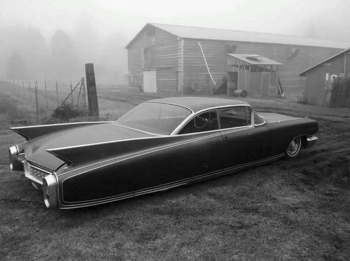 Wonderful Photo Of The Sinister 1960 Cadillac Eldorado Car