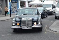 1972 Mercedes 280SE