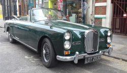 1966 Alvis TF21