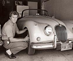 1958 Jaguar XK 1505