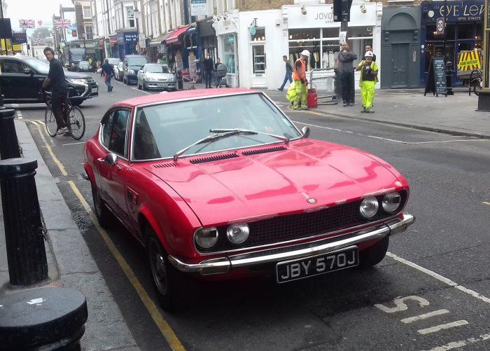 1971 Fiat Dino 2400