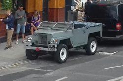 1973 Land Rover SWB