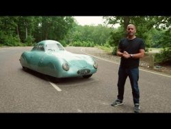 The Porsche Type 64 | Chris Harris Drives  | Top Gear – YouTube