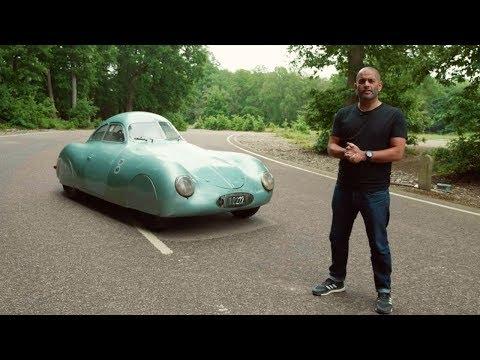 The Porsche Type 64 | Chris Harris Drives  | Top Gear – YouTube