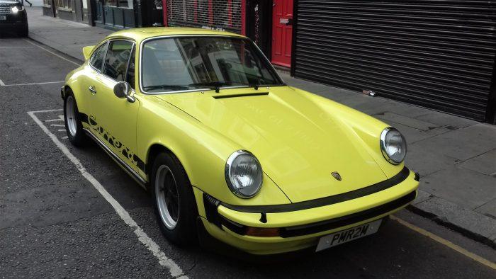 1974 Porsche 911 Carrera 2.7