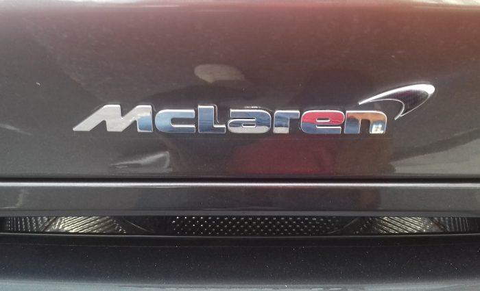 2020 McClaren 570s (detail)