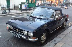 1977 Peugeot 504 V6 Cabriolet