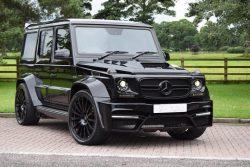 Merc G Wagon Onyx