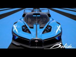 World Premiere: BUGATTI Bolide – YouTube