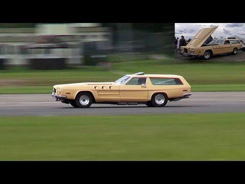 27 Ltr Rolls Royce Merlin Engine Street Legal Car – YouTube