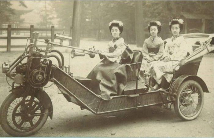 Early Japanese car ??