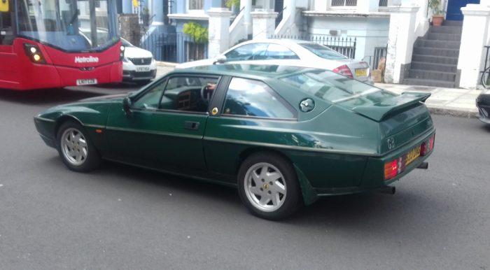 1982 Lotus Eclat Esprit