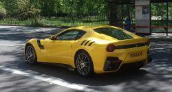 2016 Ferrari 412tdf