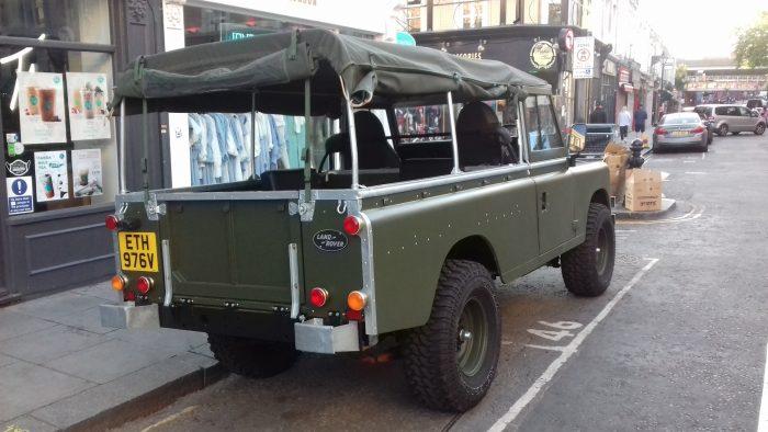 1980 Land Rover LWB