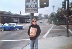 Me, Hollywood, CA, 1992