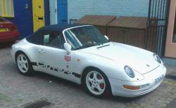 1984 Porsche 911 3.2 Carrera convertible