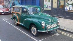 1964 Morris Minor Traveller