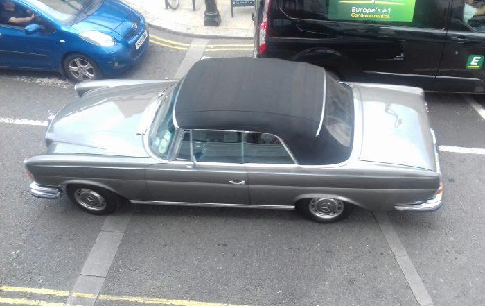 1971 Mercedes 280SE 3.5 Cabriolet