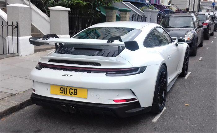 2020 Porsche 911 GT3