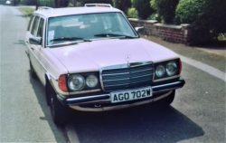1981 Mercedes 300TD